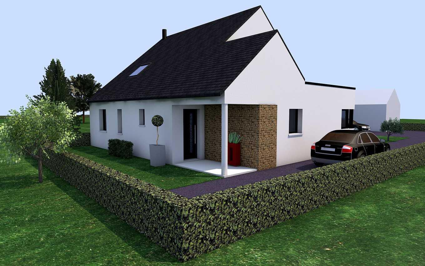 Permis de construire sur la commune d''Erquy 22430. presentation2