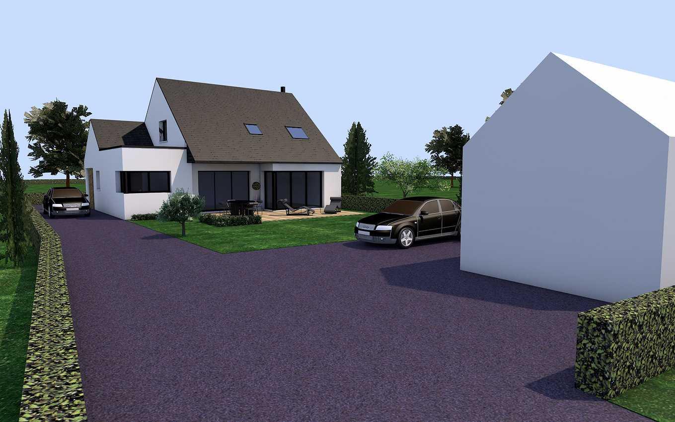 Permis de construire sur la commune d''Erquy 22430. 0