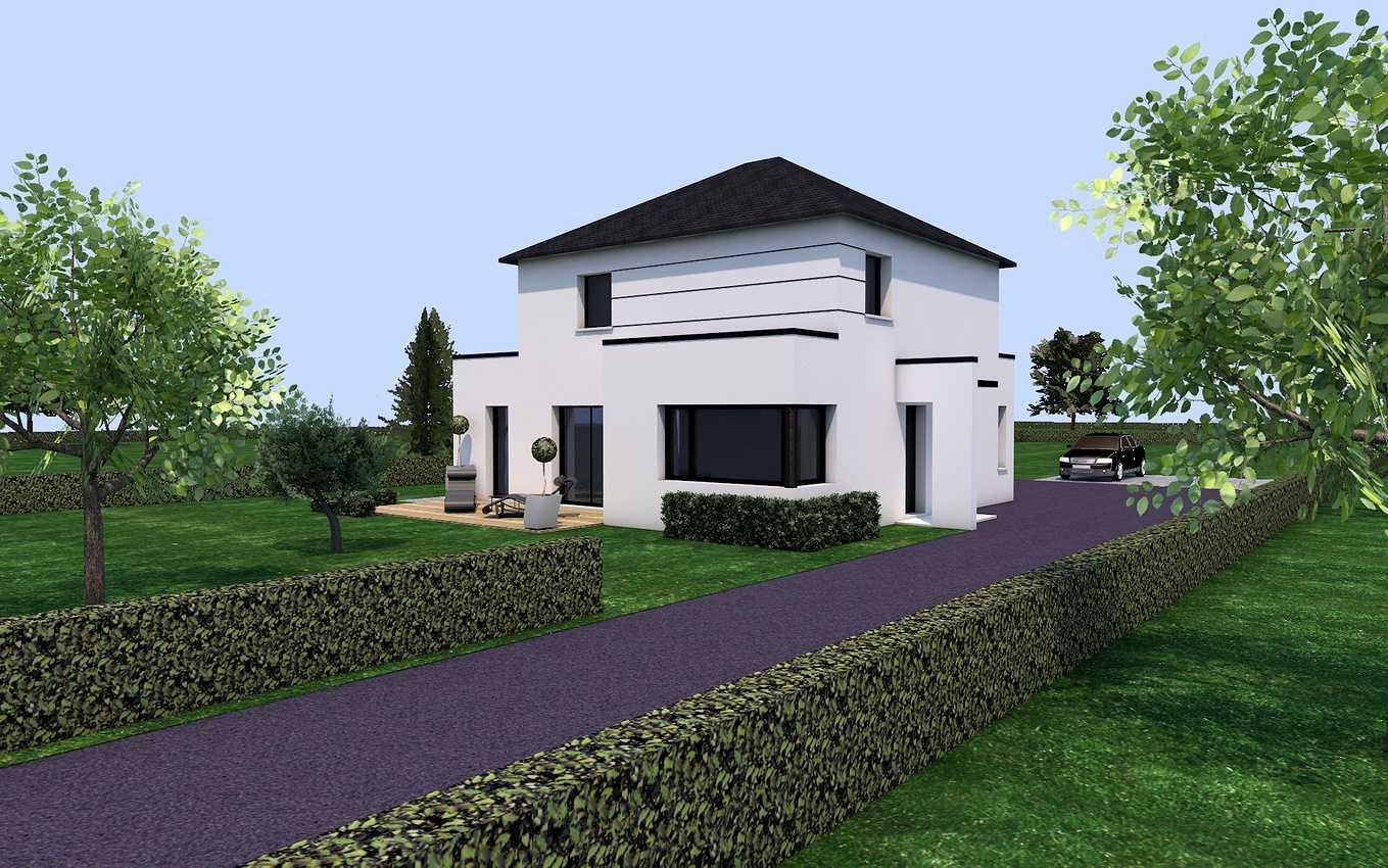 Projet de construction sur la commune de Pluduno. presentation2