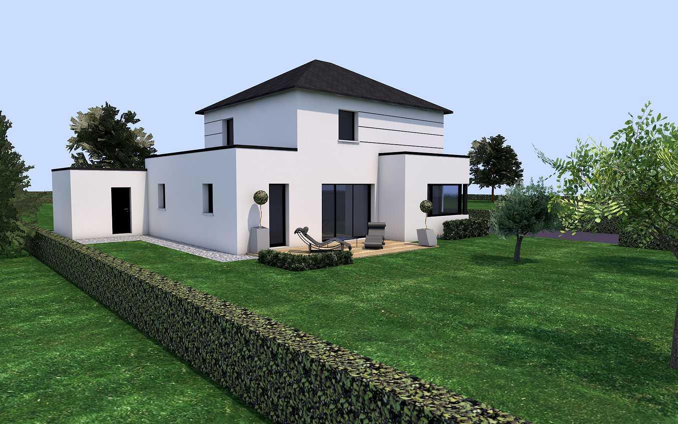 Projet de construction sur la commune de Pluduno. 0