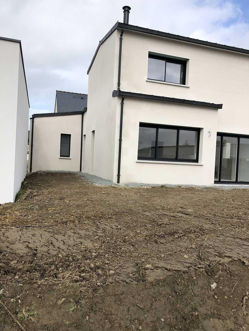 Maison contemporaine à Planguenoual 22400 - Côtes d'Armor (22) img0438