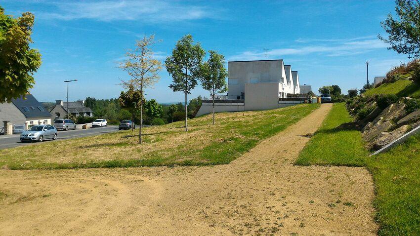 Construction d''un Cabinet médical à Plédran. 1