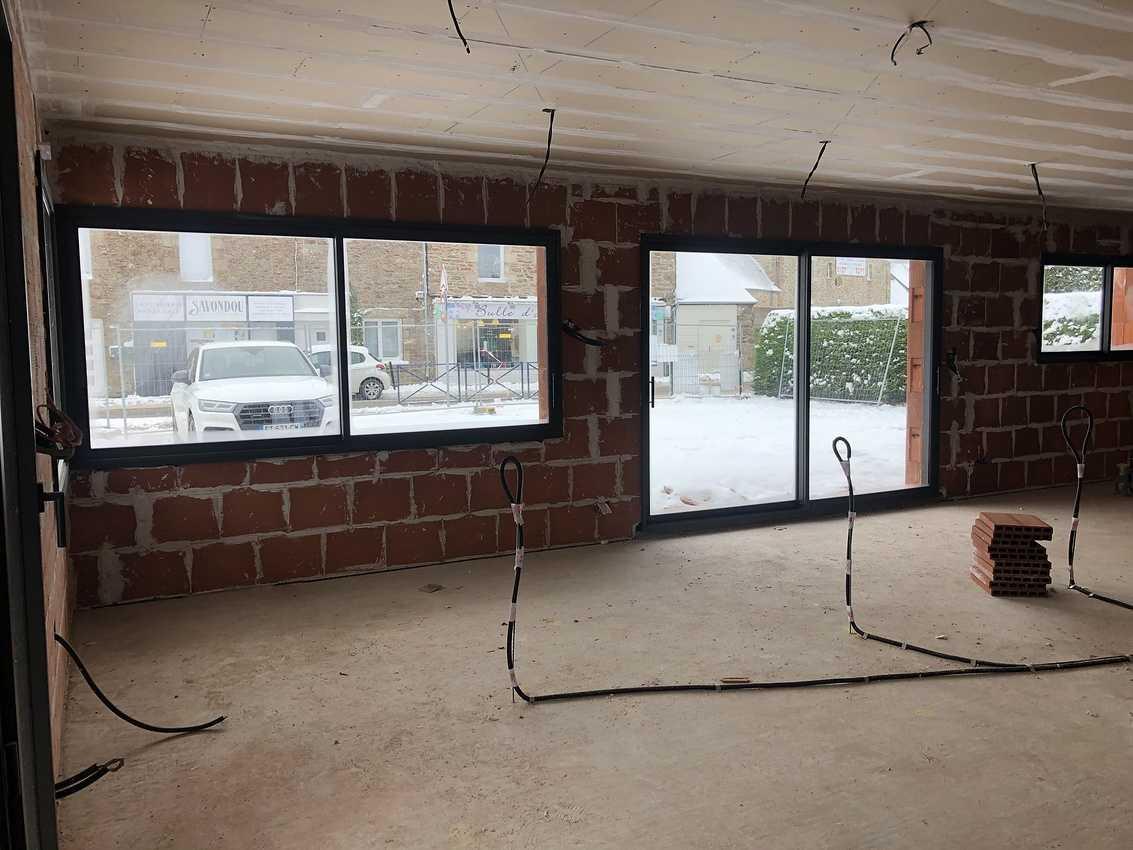 Construction d''un Salon de coiffure à St Cast le Guildo. img0303
